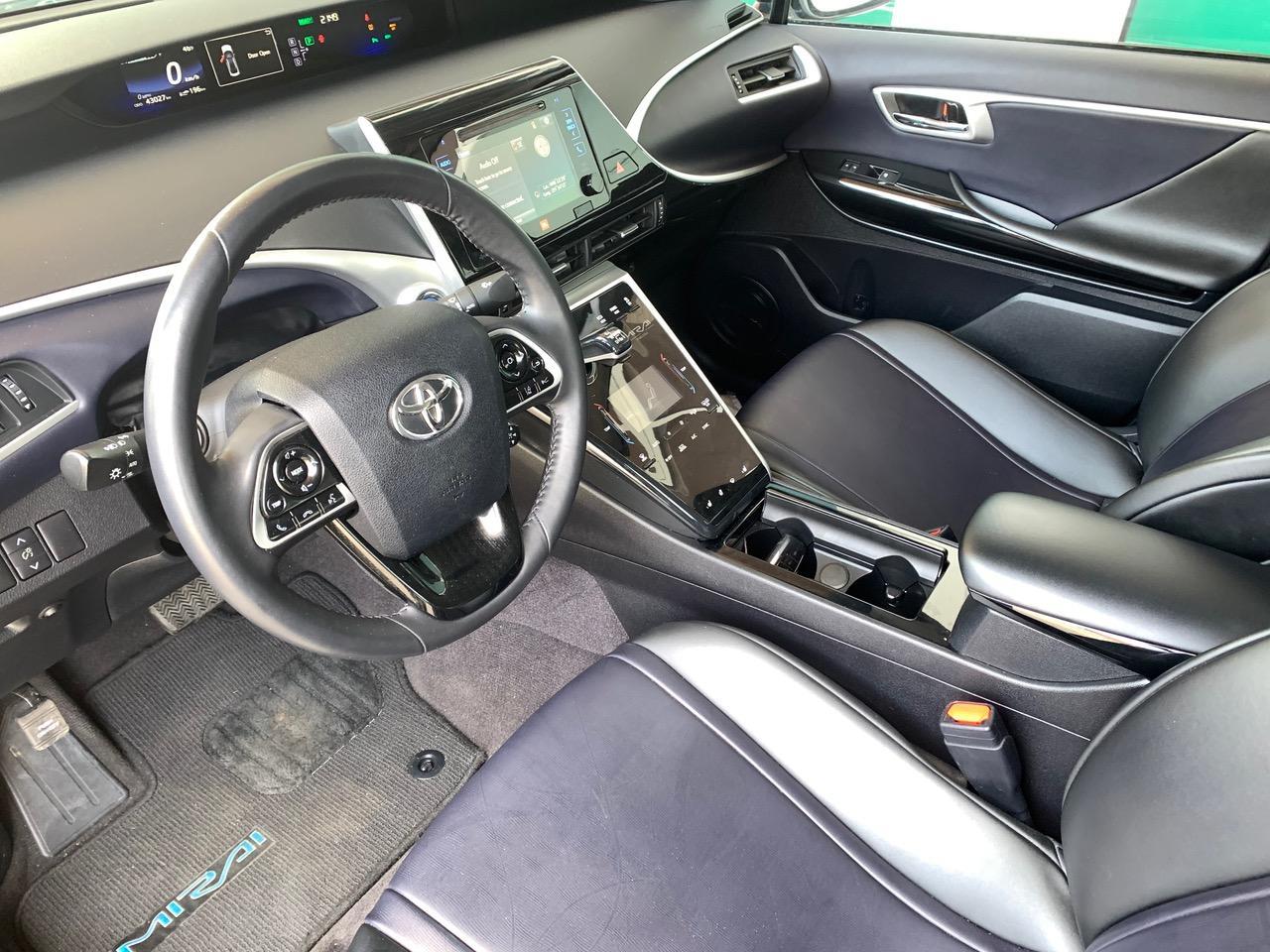 Toyota mirai wasserstoff auto zu Verkaufen Osterreich