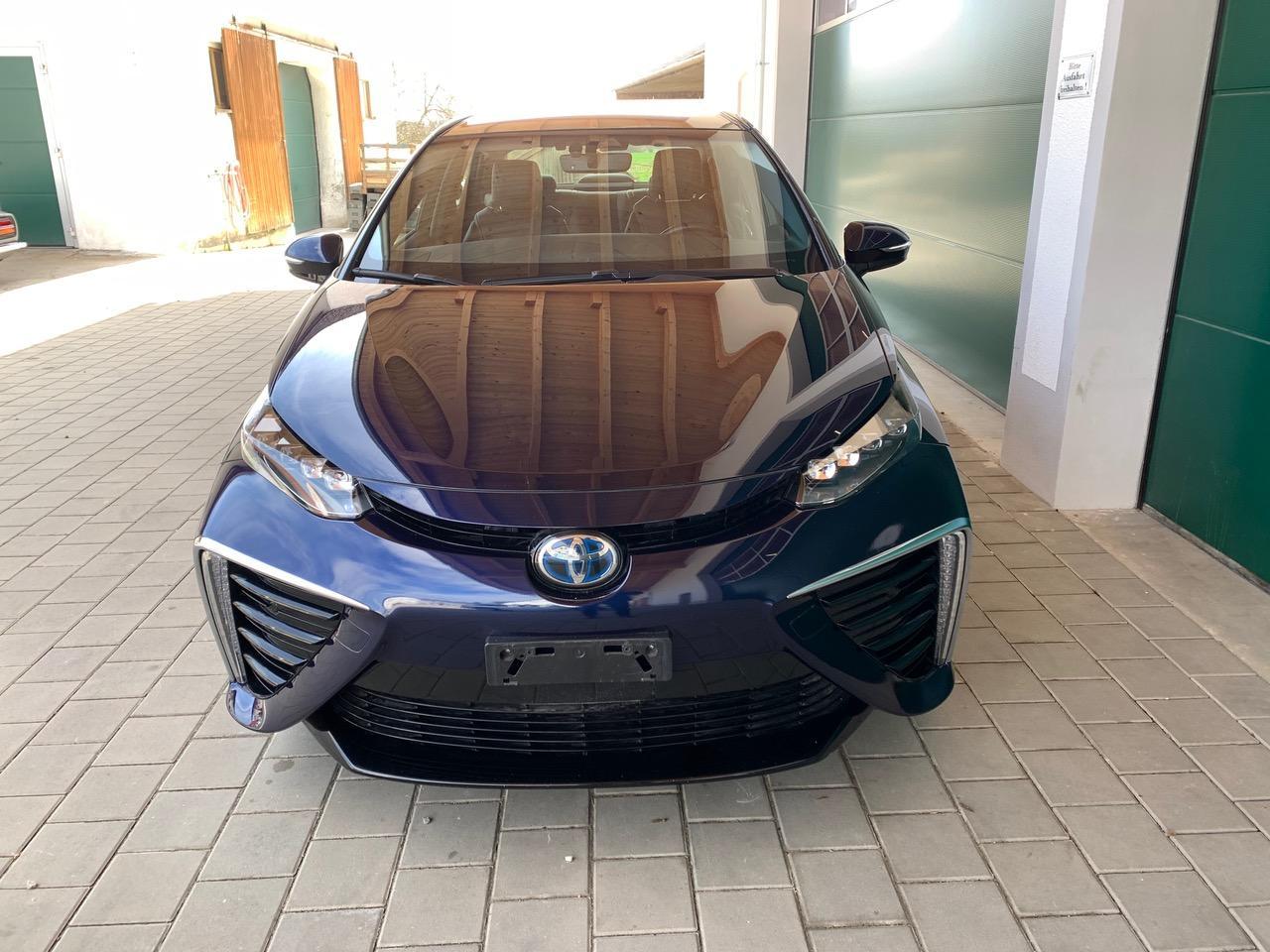 Toyota mirai wasserstoff auto zu Verkaufen deutschland