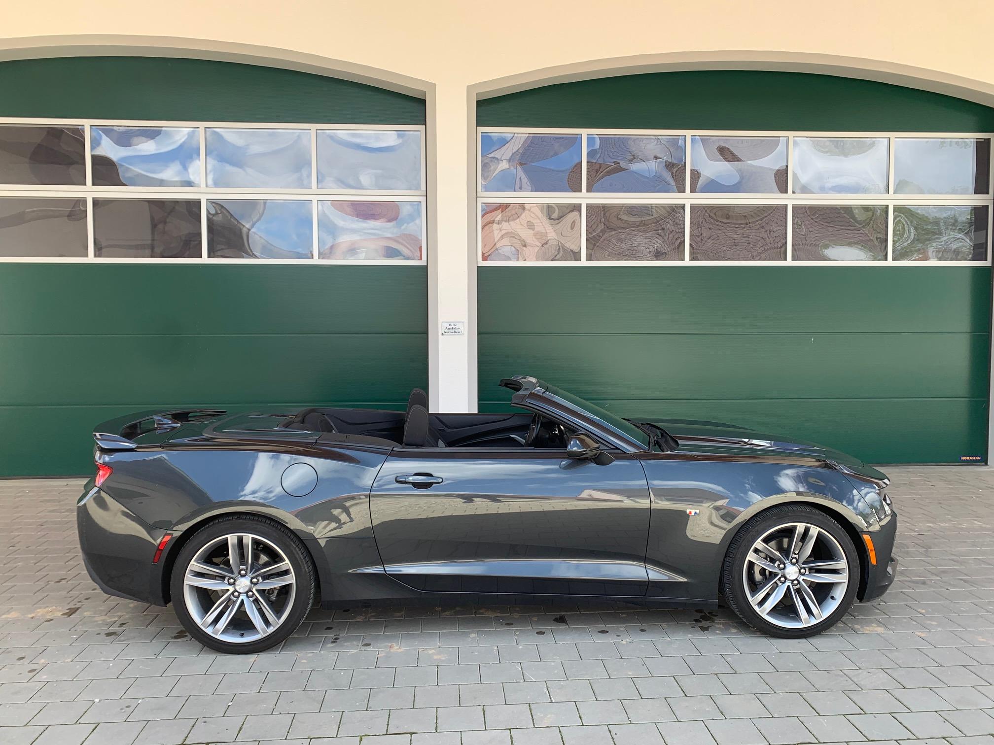 2019 Camaro Coupe zu verkaufen München