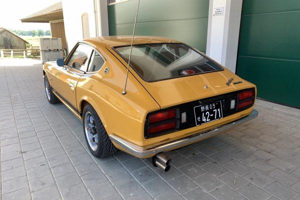 1977 Datsun 280z komplett restauriert zu verkaufen.