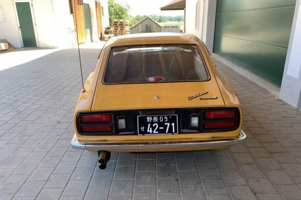 1977 Datsun fairlady 280z Verkaufen Gebraucht