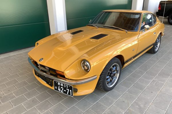 1977 Datsun fairlady 280z Verkaufzahlen Mobile de