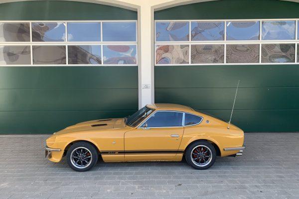1977 Datsun fairlady 280z zu verkaufen Deutschland