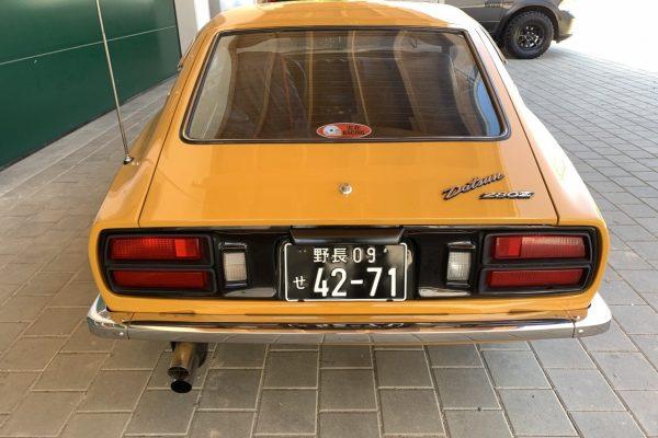 1977 Datsun fairlady 280z zu verkaufen Mobile.de