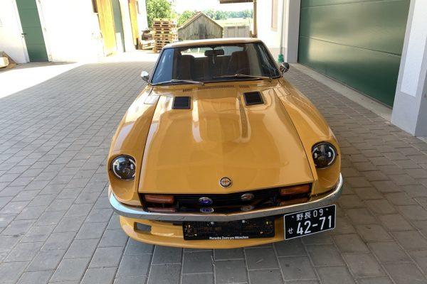 1977 Datsun fairlady 280z a vendre