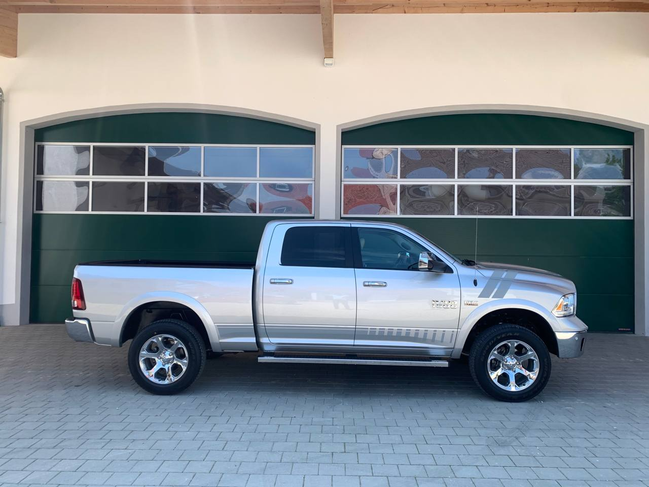 2017 Dodge Ram Laramie zu verkaufen