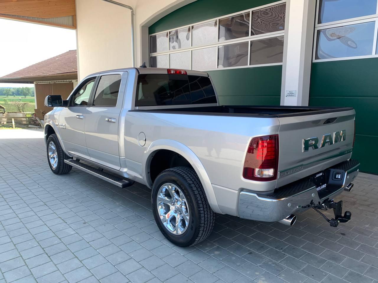 2017 Dodge Ram 1500 Laramie gebrauchtwagen kaufen