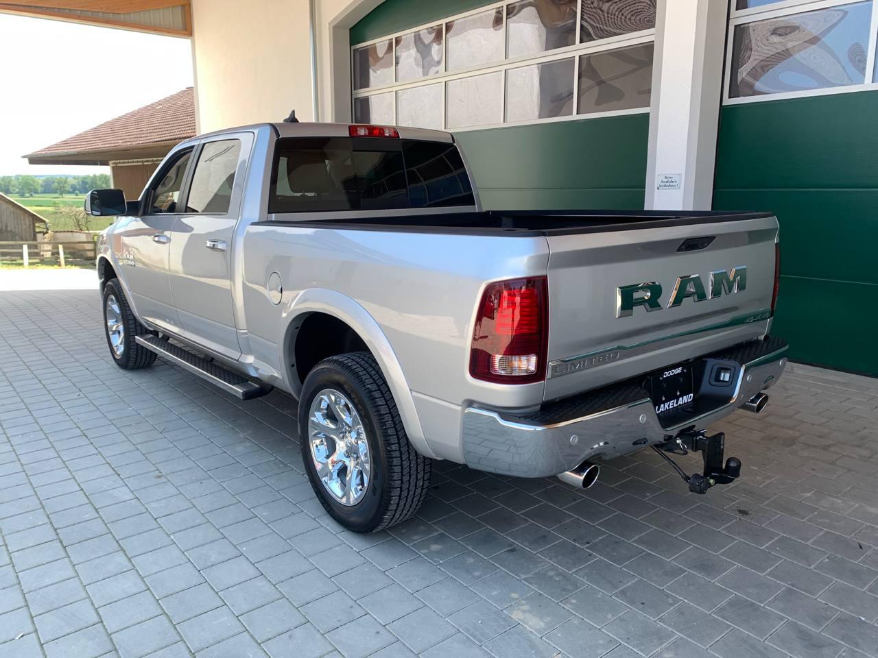 2017 Dodge Ram 1500 Laramie gebraucht kaufen