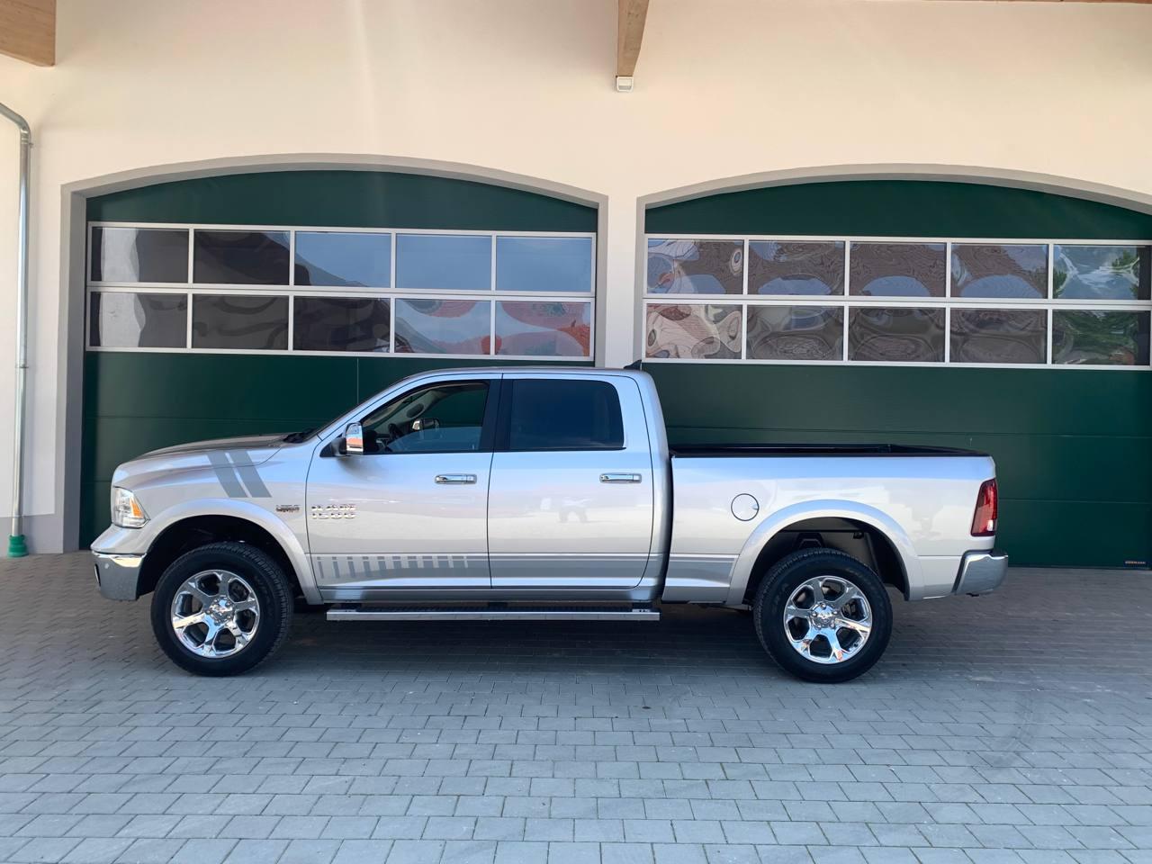 2017 Dodge Ram Laramie allrad zu verkaufen