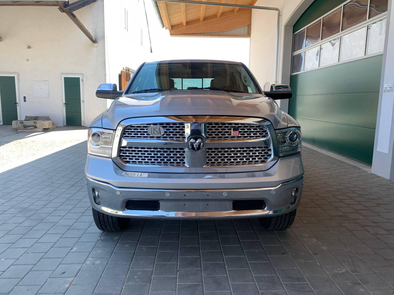 Gebraucht Dodge Ram Laramie kaufen Deutschland