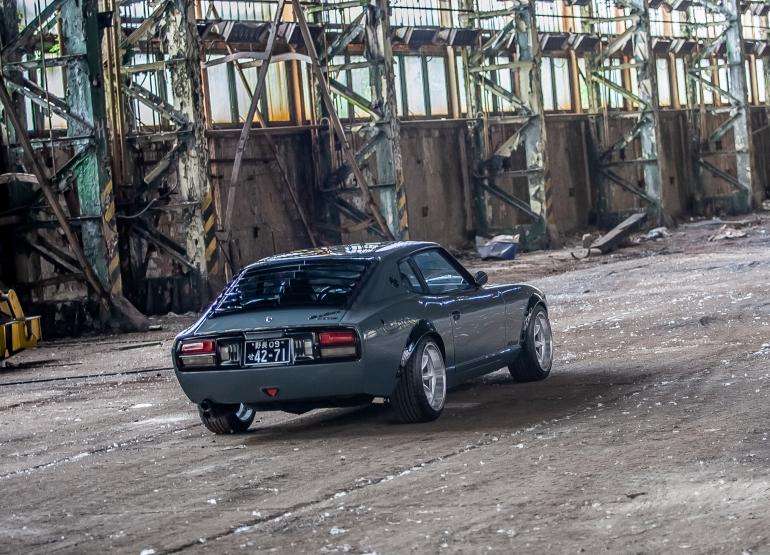 1974 Nissan Datsun 260Z zu verkaufen