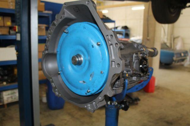 C4 Automatik Getriebe überholt Bavariasportscars