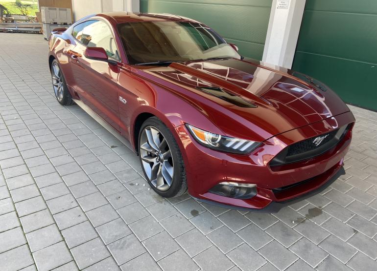 2015 Mustang GT Premium V8 5.0