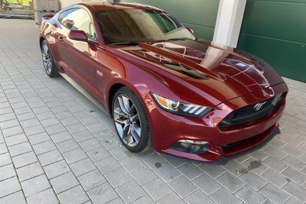 2015 Mustang GT Premium München zu verkaufen