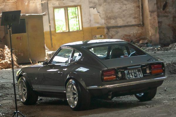 1976 Datsun 280z zu verkaufen Mobile.de