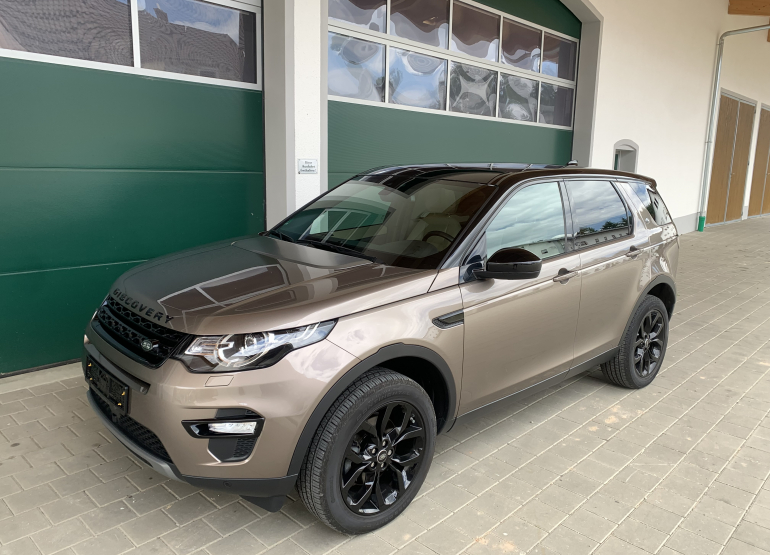 2017 Land Rover Discovery Sport 2.0  HSE  , mit nur 33 000 km
