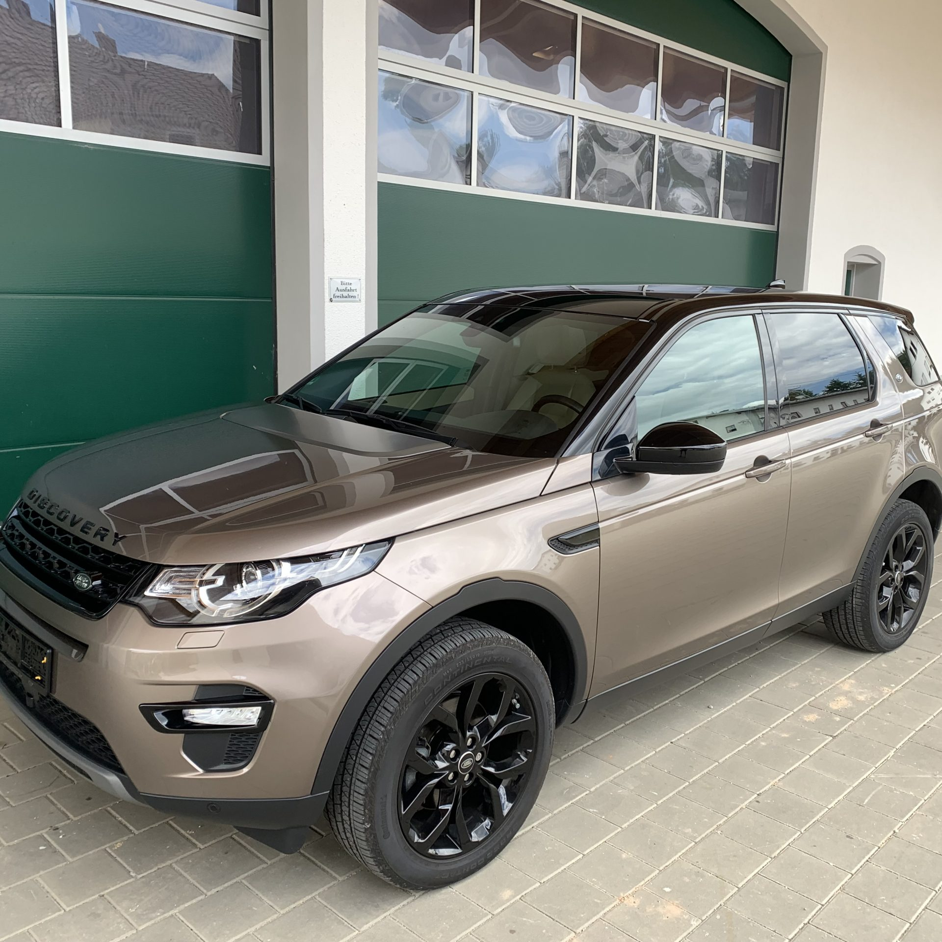 2017 Land Rover Discovery Sport 2.01 TD4 132 kW Automatik HSE