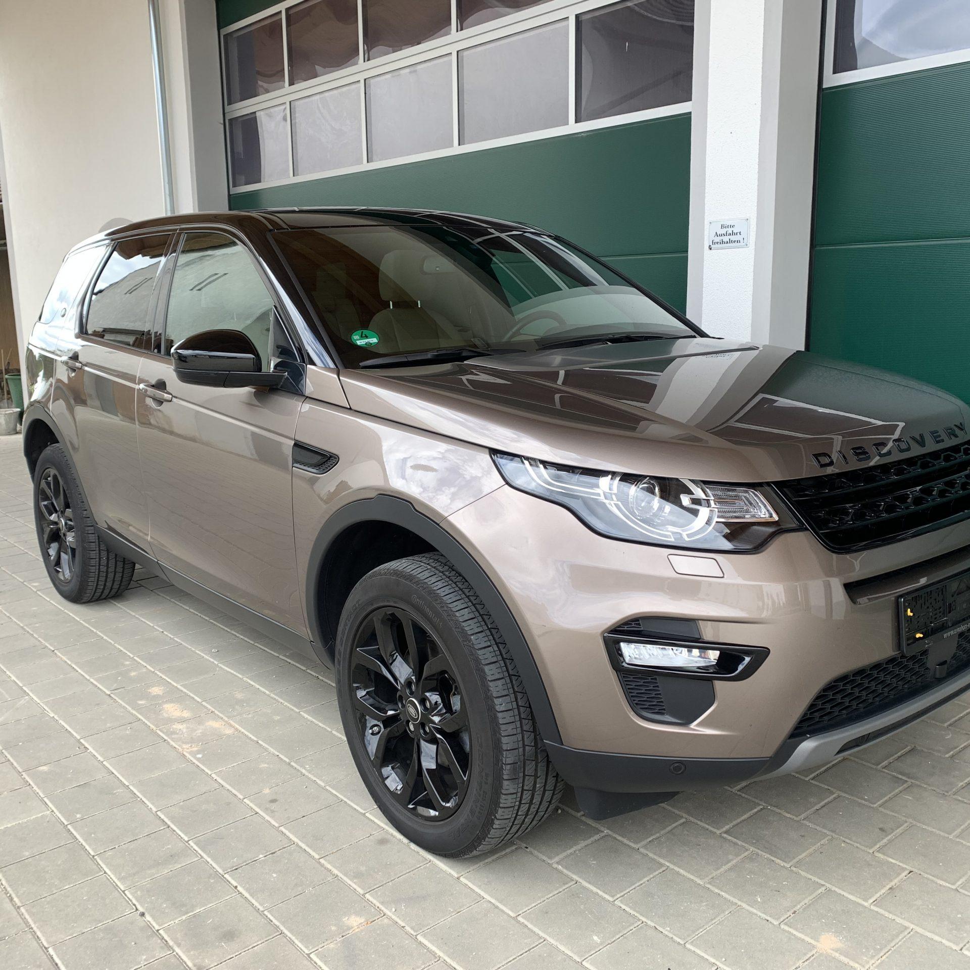 2017 Land Rover Discovery Sport 2.0 Bavariasportscars