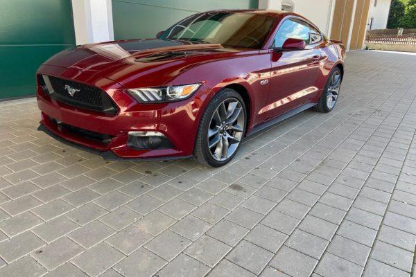 2015 Mustang GT Premium Bavariasportscars München