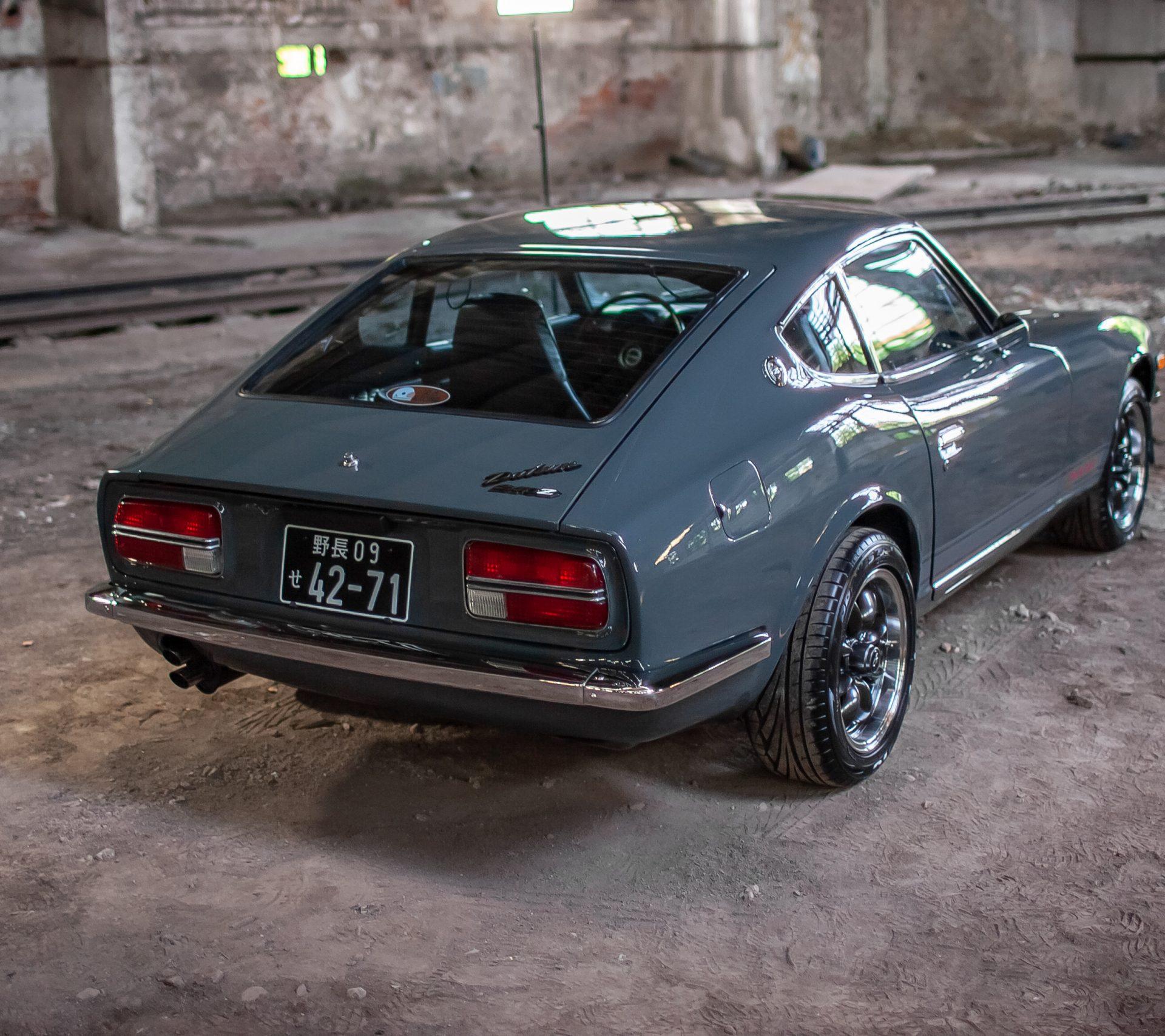 1972 Nissan Datsun 240z Fairlady Verkaufen Gebraucht