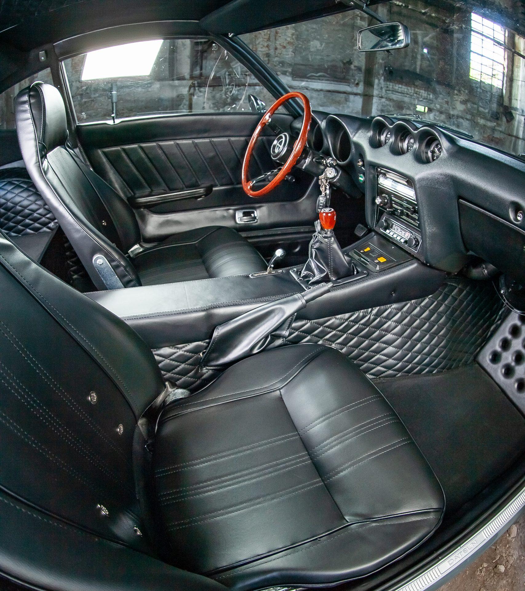 1972 Nissan Datsun 240z Fairlady Verkaufzahlen Gebraucht
