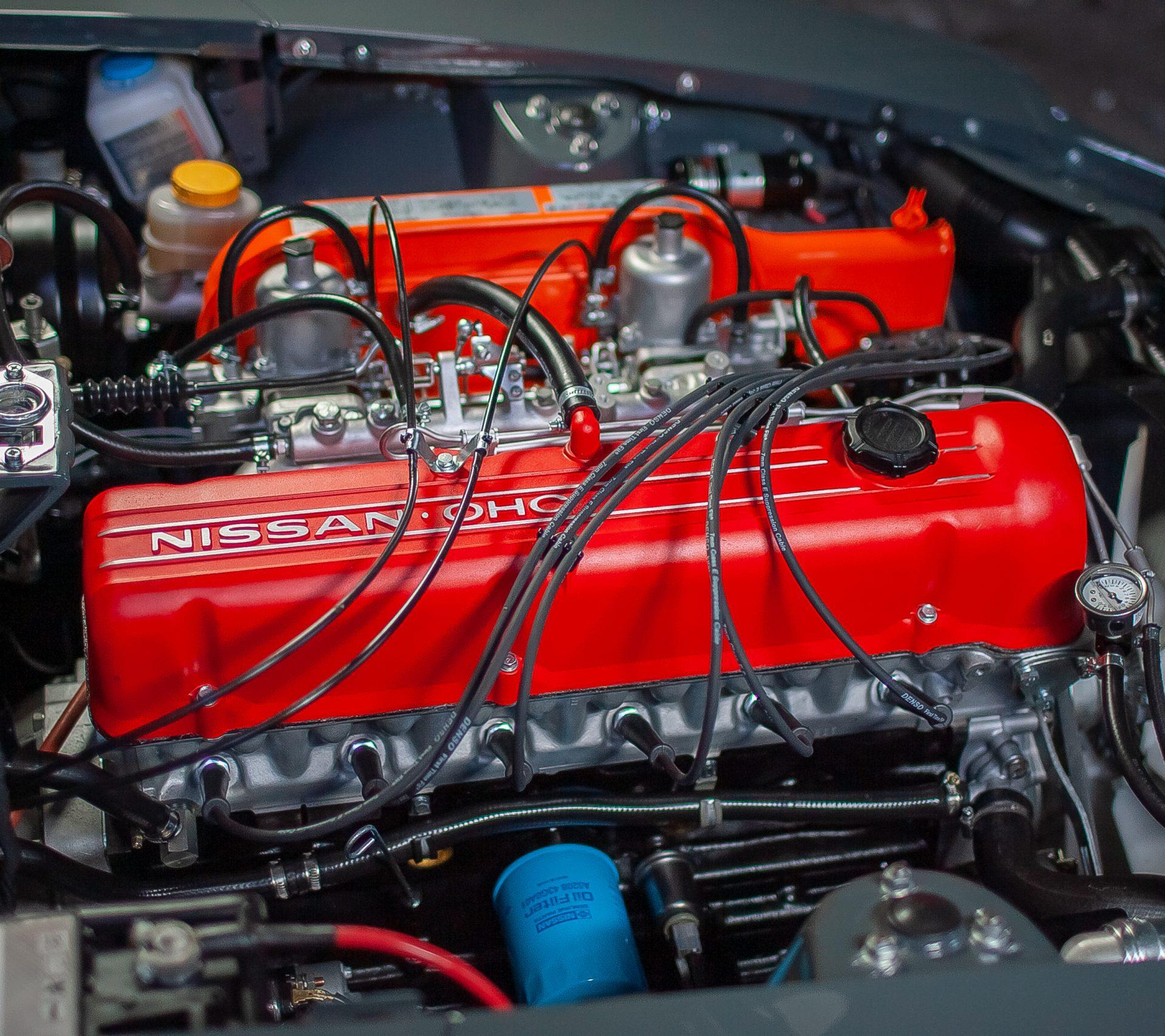 1972 Nissan Datsun 240z Fairlady zu verkaufen Deutschland