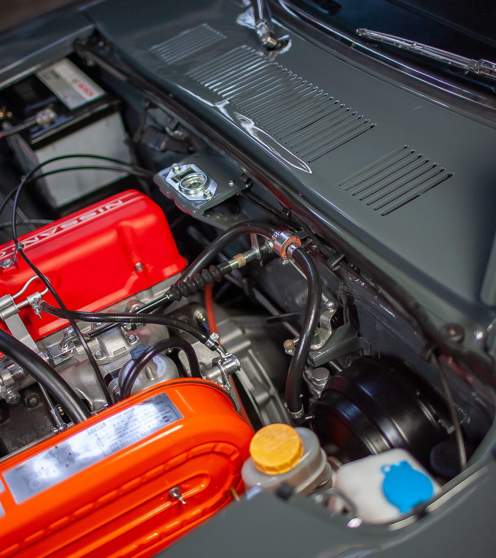 1972 Nissan Datsun 240z Fairlady zu verkaufen Schweiz