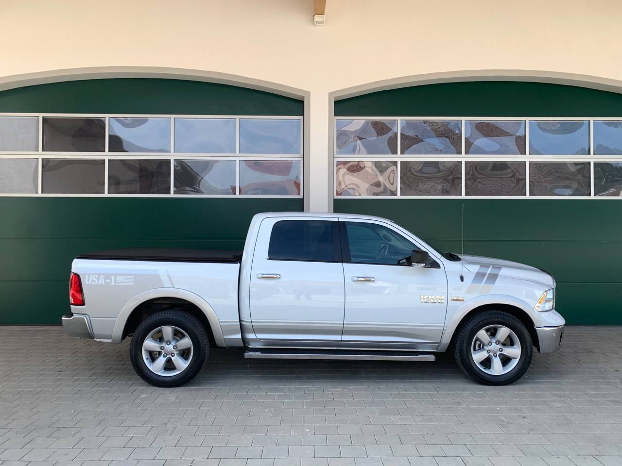 2017 Dodge Ram 1500 gebrauchtwagen kaufen
