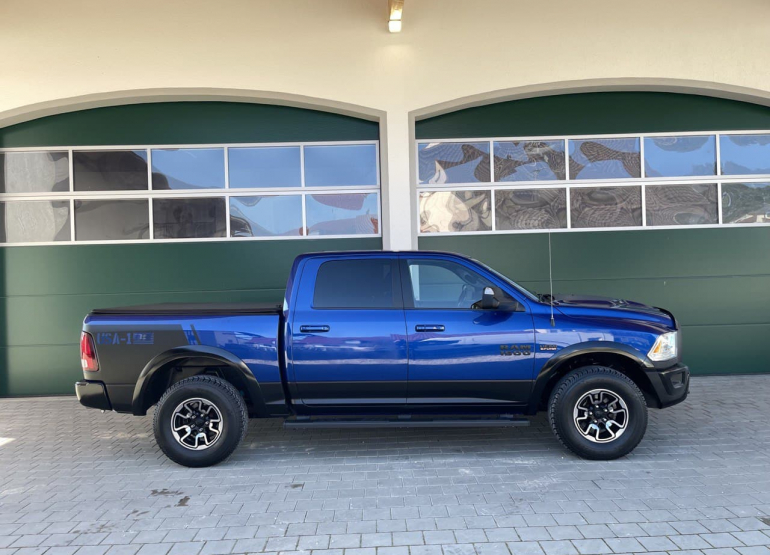 2017 Dodge Ram Rebel 1500 zu verkaufen