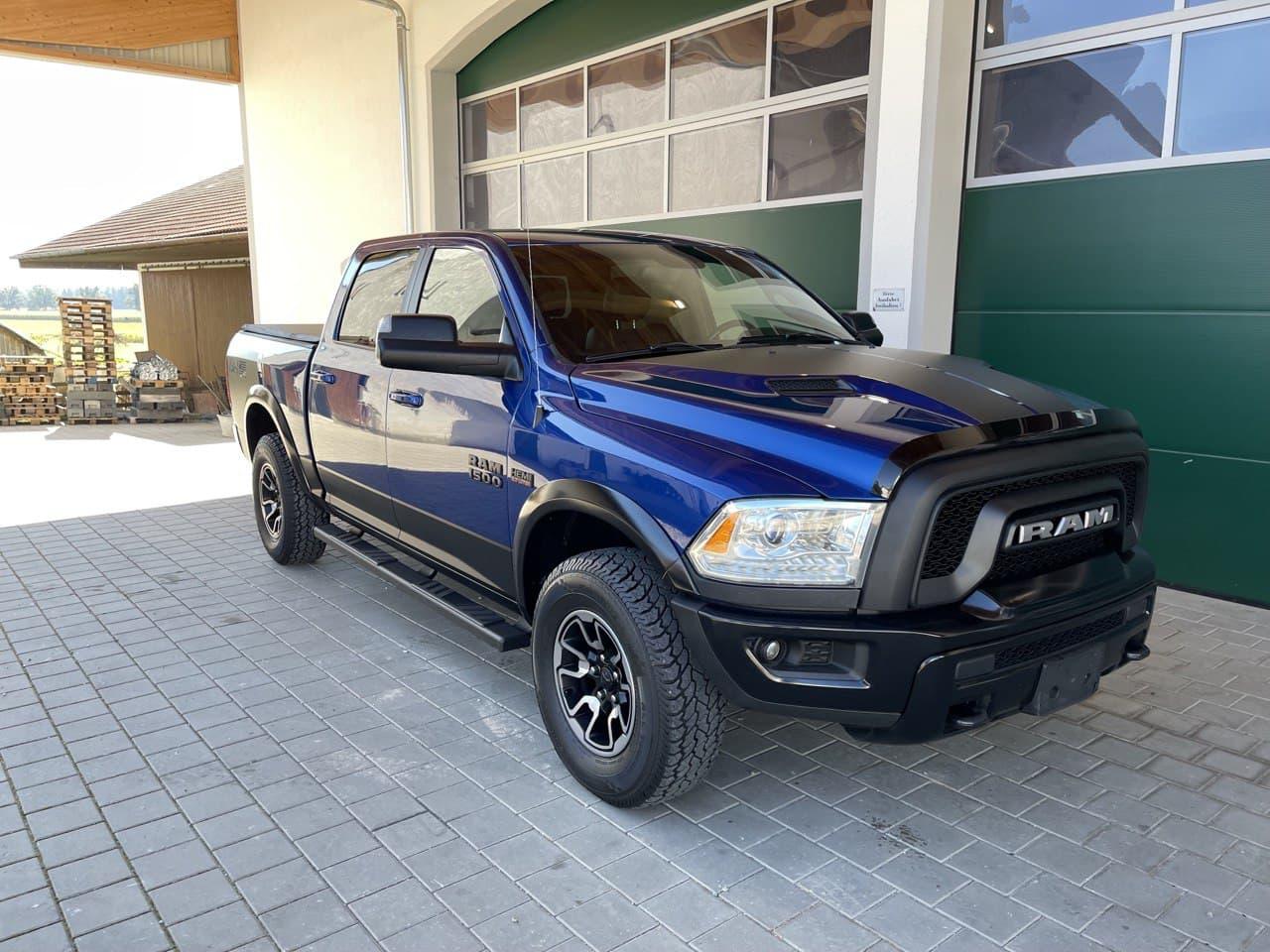 Dodge Ram 1500 Rebel allrad zu verkaufen