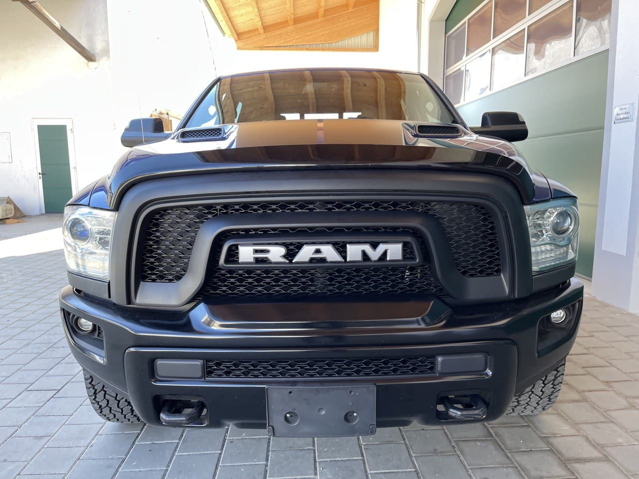 Dodge Ram 1500 Rebel zu verkaufen Deutschland