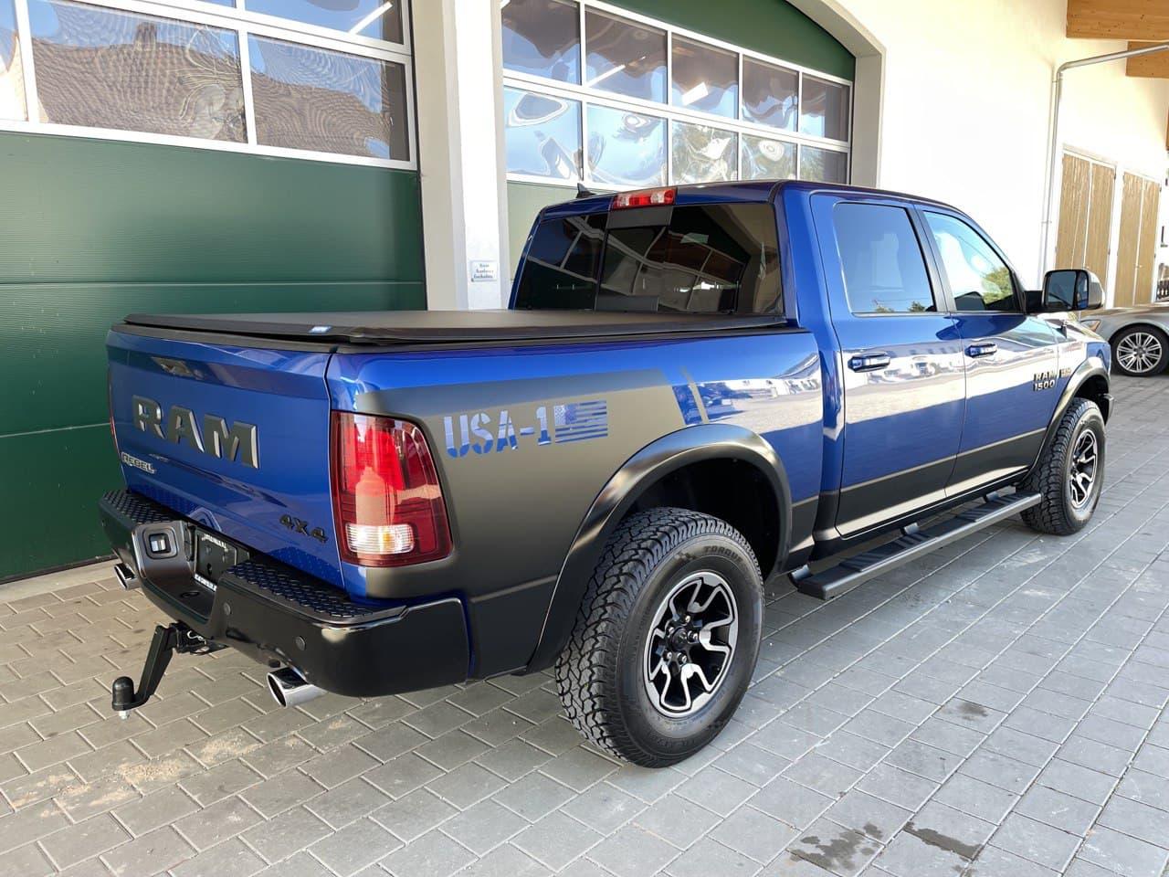 Dodge Ram 1500 Rebel for sale