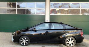 2017 Toyota Mirai Wasserstoff ,schwarz,  zu verkaufen –