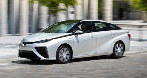 Toyota Mirai 2018 im Test