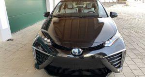 2017 Gebraucht Toyota Mirai Wasserstoff zu verkaufen Deutschland