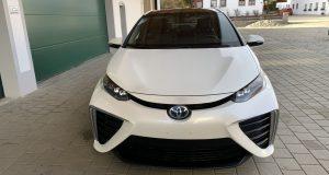 Wasserstoffautos zu verkaufen – Weiß Toyota mirai