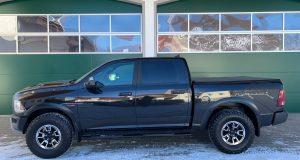 2017 Dodge Ram Rebel Black Package zu verkaufen Deutschland