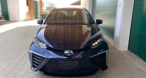 2017 Toyota Mirai Wasserstoff auto zu verkaufen