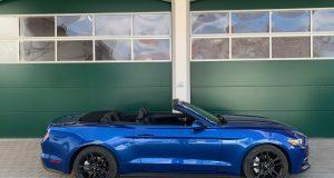 2017 Ford Mustang Cabrio EcoBoost zu verkaufen
