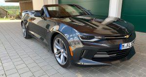 2018 Chevrolet Camaro Cabrio unfallfrei RS 3,6 Liter TÜV neu zu verkaufen