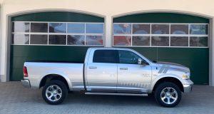 2017 Dodge Ram 1500 Laramie Crew Cab Long Bed zu verkaufen