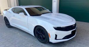 2019 Chevrolet Camaro Coupe   2,0 Turbo  TÜV neu zu verkaufen