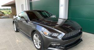 2017  Ford Mustang 2.3 EcoBoost Premium unfallfrei TÜV neu zu verkaufen