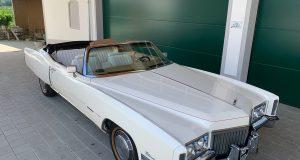 1972 Cadillac Eldorado Cabrio H Zulassung TÜV neu