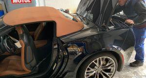 Corvette C7 Umrüstung, Umbau und Homologation