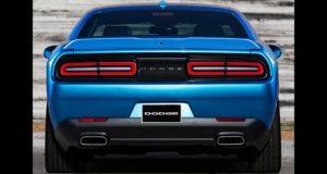Rückleuchten Umbau Dodge Challenger Charger 2015-2020