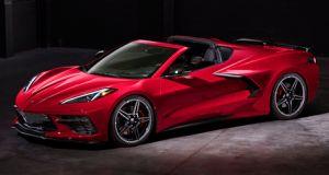 Vergleich Corvette C7 und C8