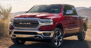 2018 RAM 1500 und 2019 RAM 1500 Vergleich