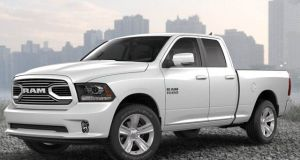 Trim Level für den 2014 – 2018 RAM 1500 (DS)