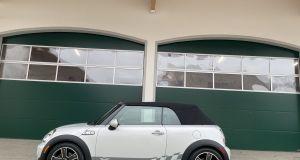 2014 Mini Cooper S Cabrio zu verkaufen